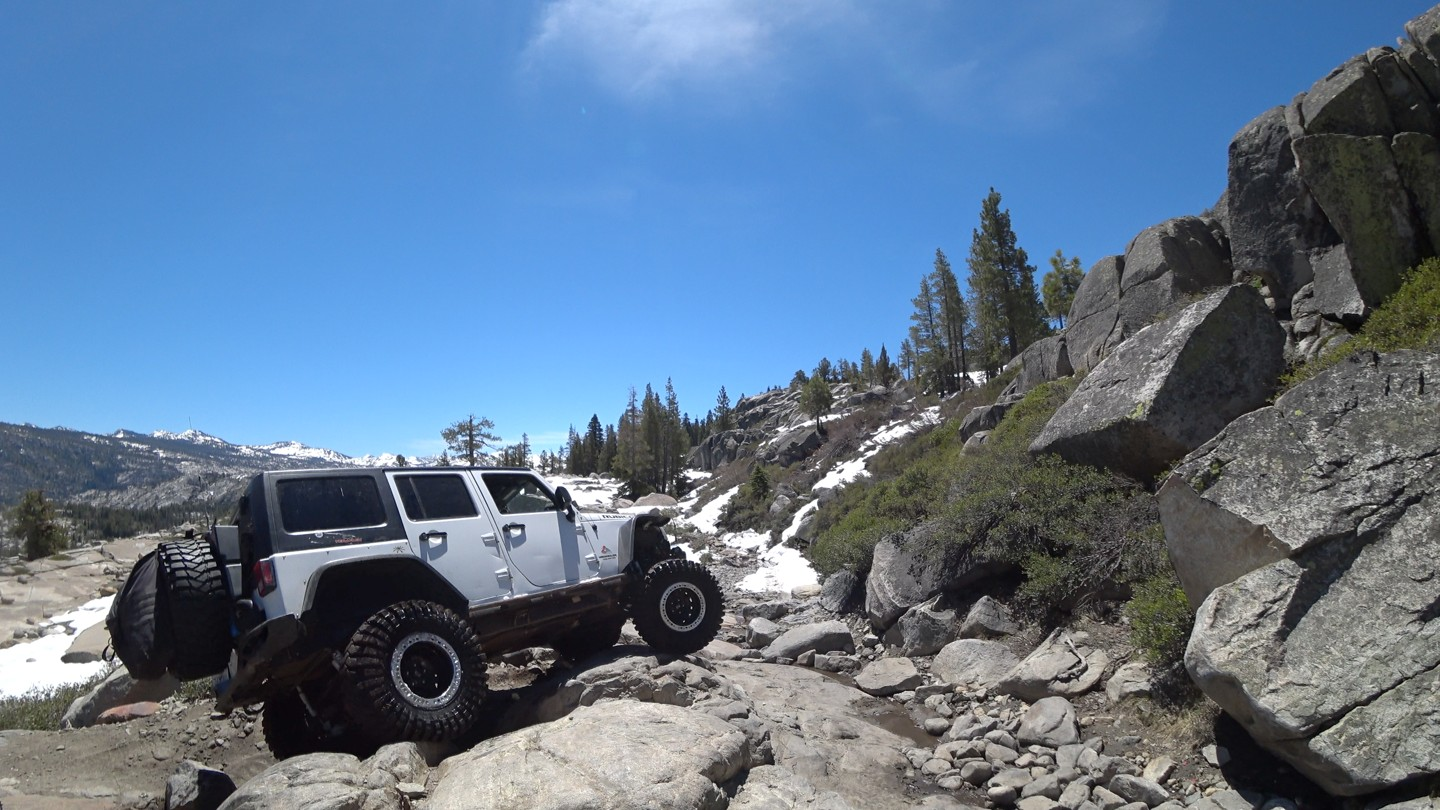 Trail Review: The Rubicon Trail