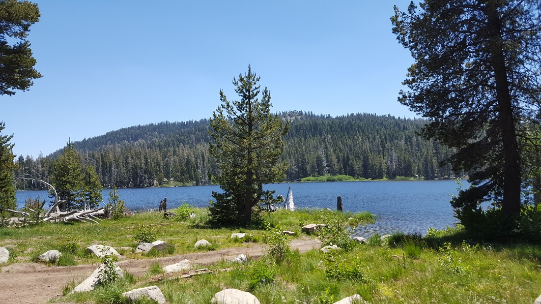 The Rubicon Trail - Waypoint 27: Miller Lake
