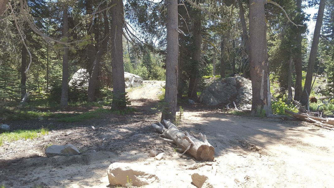The Rubicon Trail - Waypoint 28: Trail - Stay South