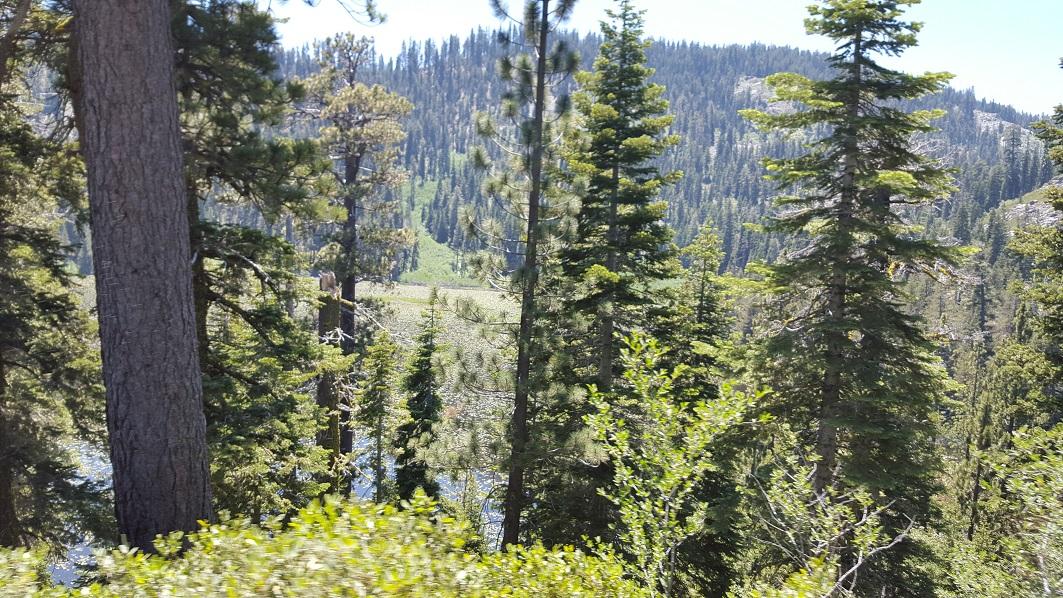 The Rubicon Trail - Waypoint 30: McKinney Lake