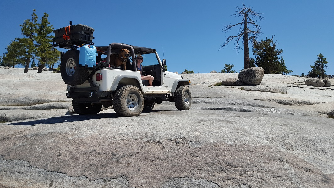 The Rubicon Trail - Waypoint 4: The Steps