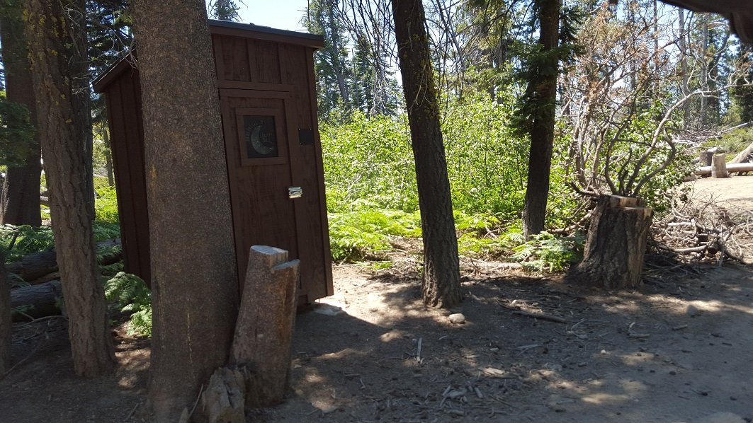 The Rubicon Trail - Waypoint 7: Walker Hill (Restroom)