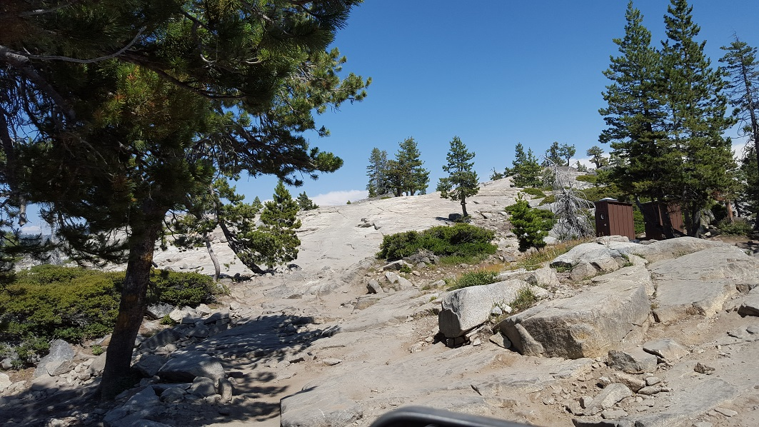 The Rubicon Trail - Waypoint 9: Bypass - Little Sluice (Restrooms)