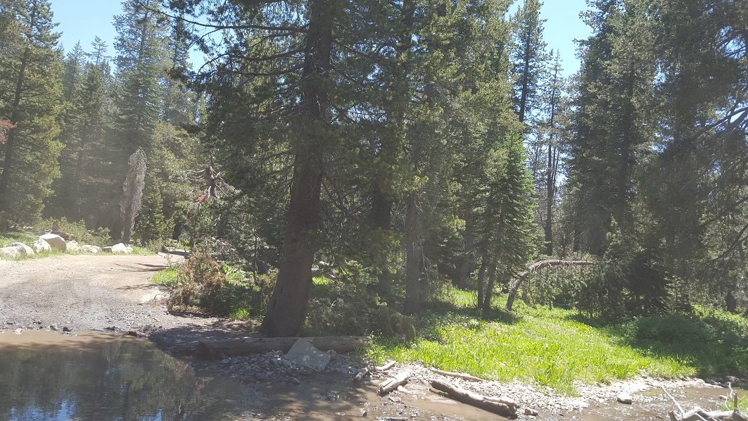 The Rubicon Trail - Waypoint 25: 4x4 Trail - Stay South