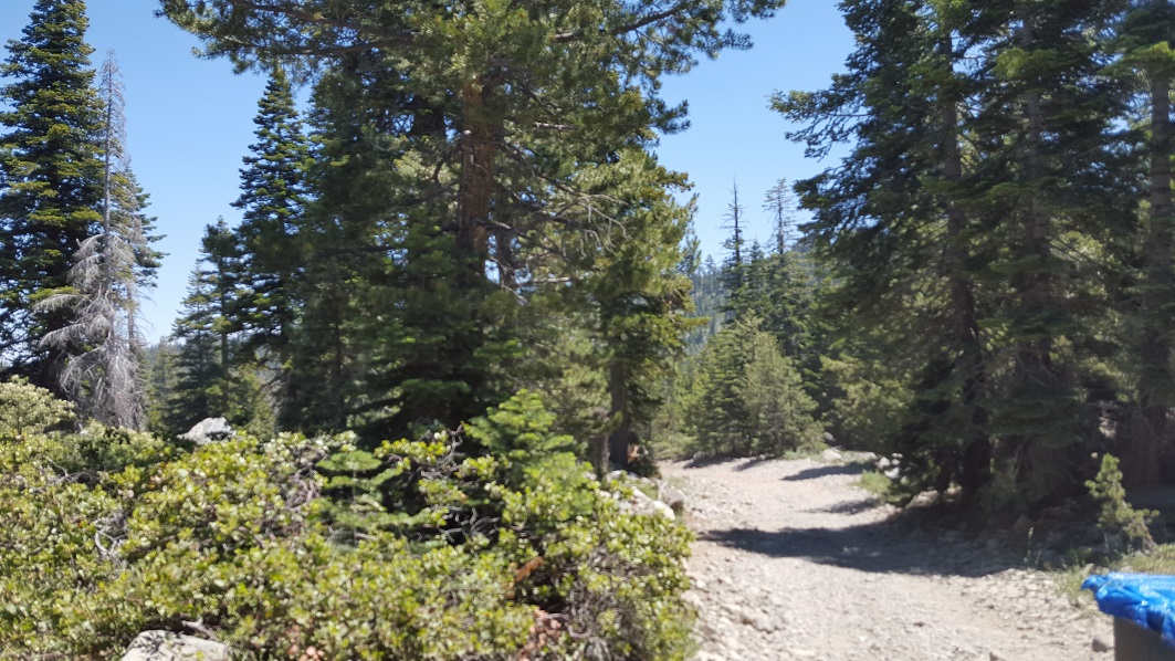 The Rubicon Trail - Waypoint 31: 14N40 - Stay South
