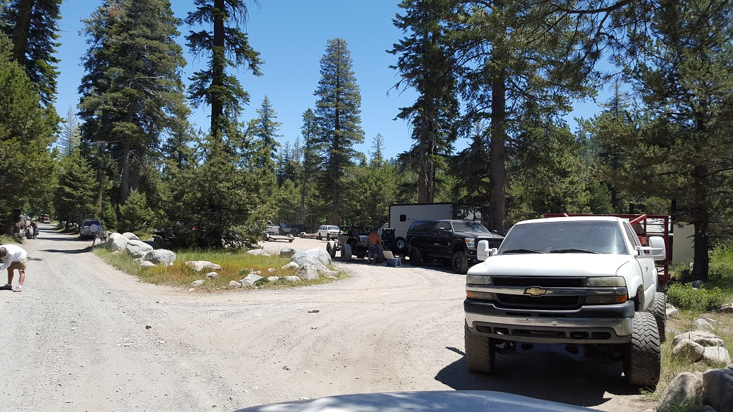 The Rubicon Trail - Waypoint 32: Rubicon Trail - Tahoe (East End)