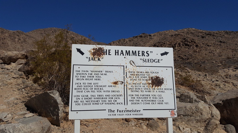 Highlight: Sledge Hammer