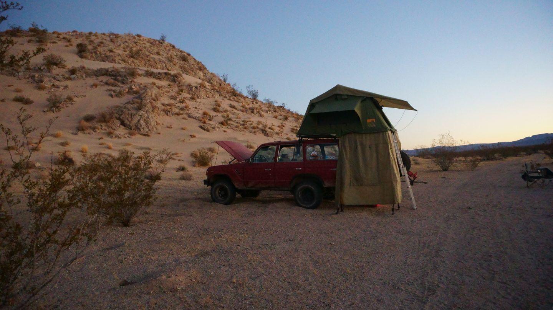 Camping: Mojave Road