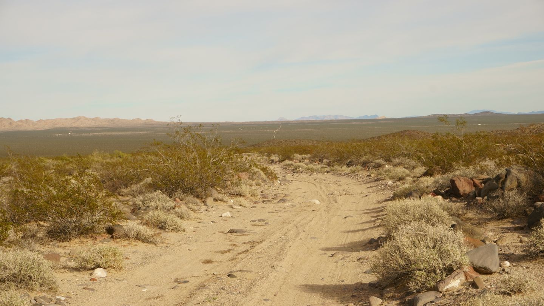 Mojave Road - Waypoint 18: Scenic