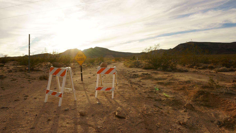 Mojave Road - California Offroad Trail