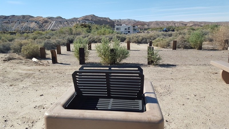 Mojave Road - Waypoint 65: Afton Canyon Campground