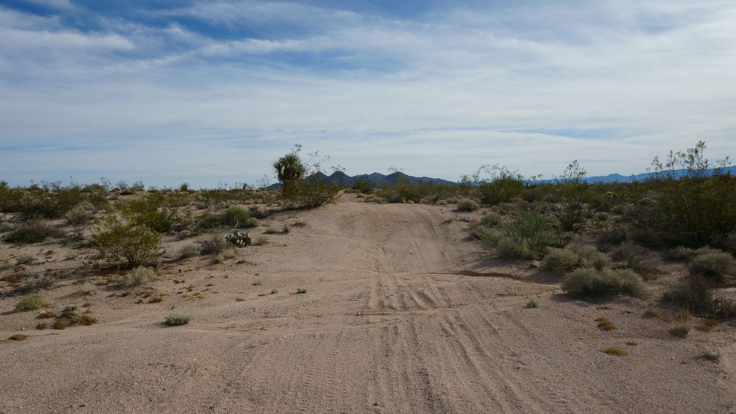 Mojave Road - Waypoint 11: 103 Intersection