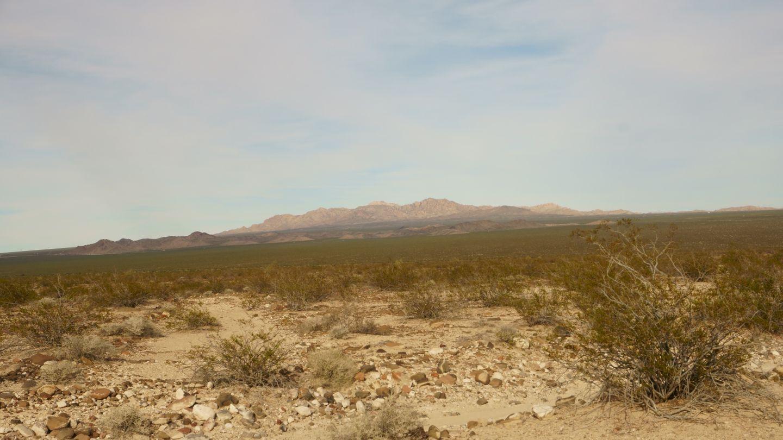 Mojave Road - Waypoint 17: NN 043