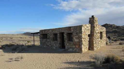 Mojave Road - Waypoint 44: Bert G Smith Homestead