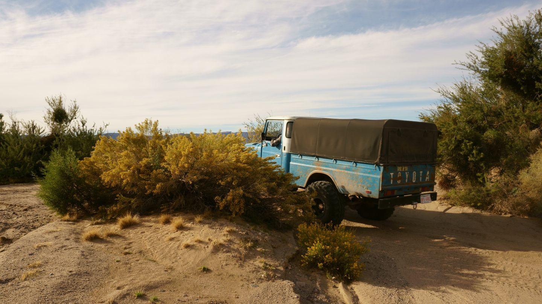 Mojave Road - Waypoint 14: Wash