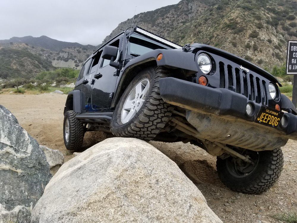 Trail Review: Azusa Canyon SVRA