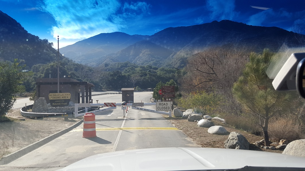 Azusa Canyon SVRA - Waypoint 1: Toll Booth