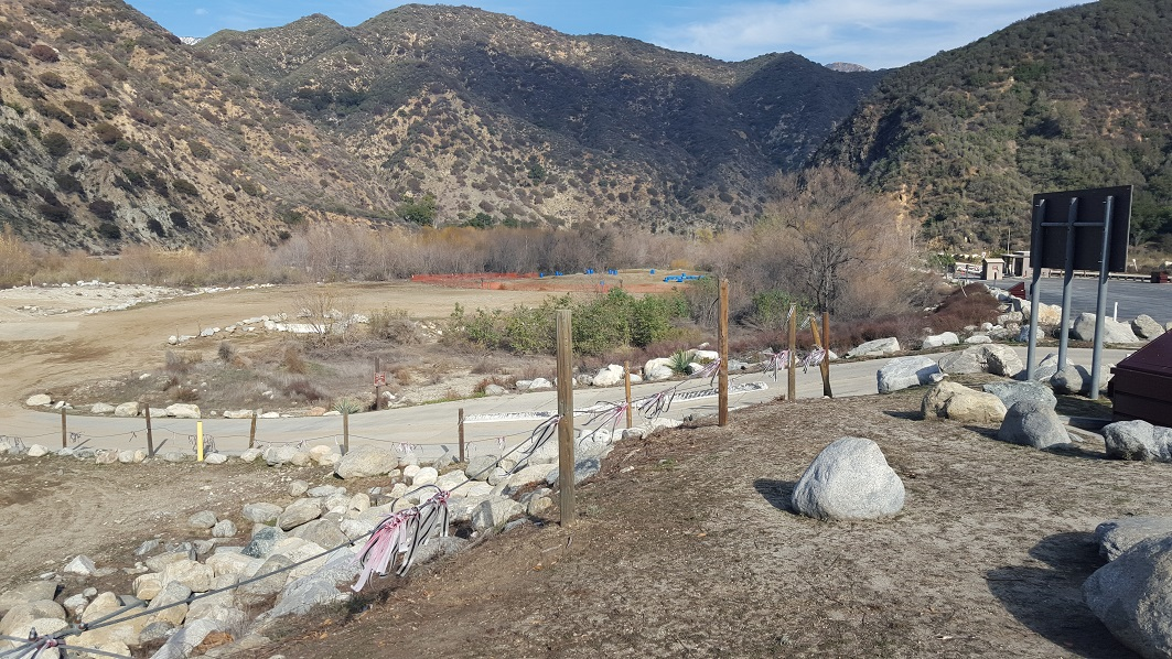 Azusa Canyon SVRA - Waypoint 3: Drop Down to Dirt