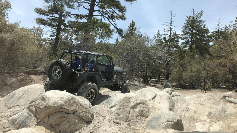 3N10 – John Bull - Waypoint 3: Large Rocky Area