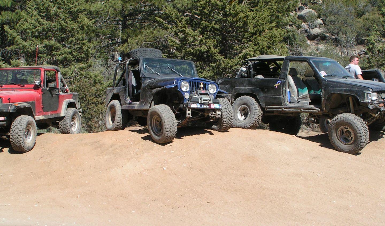 3N10 – John Bull - Waypoint 7: Dirt Hills