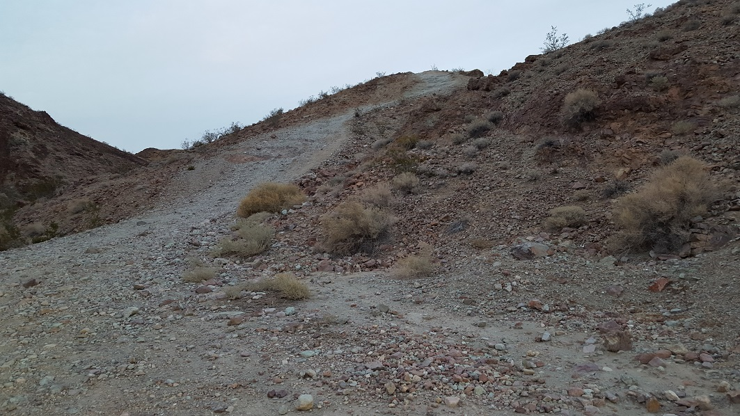 Phillips Canyon West - Waypoint 8: The Drop (Alternate Route to Odessa)