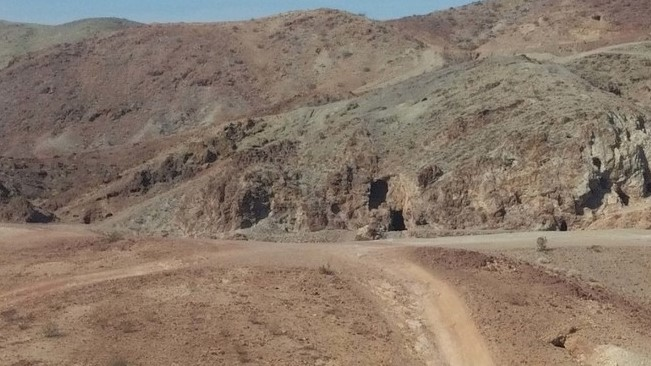 Phillips Canyon West - Waypoint 6: Phillips Mine and East Connection