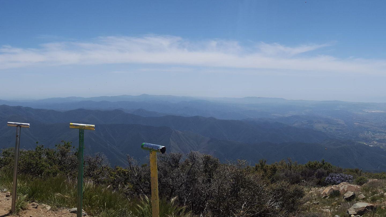3S04 - Main Divide South - Santiago Peak (aka Saddleback Mountain) - Waypoint 6: Lookout Point