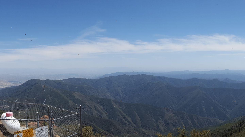 3S04 - Main Divide South - Santiago Peak (aka Saddleback Mountain) - Waypoint 4: Santiago Peak and 360 Degree View