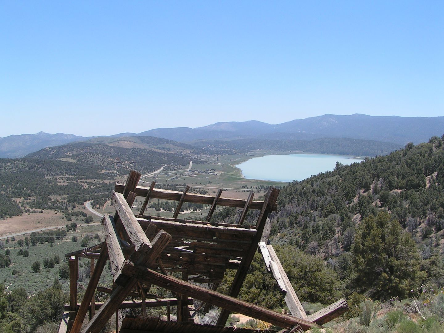 3N16 - Holcomb Valley - Waypoint 22: Lucky Baldwin Mine