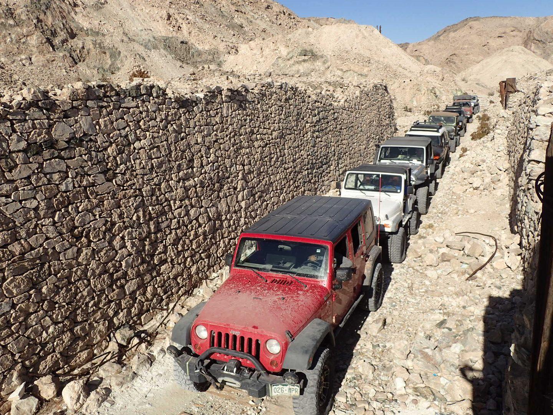 Trail Review: Afton Canyon