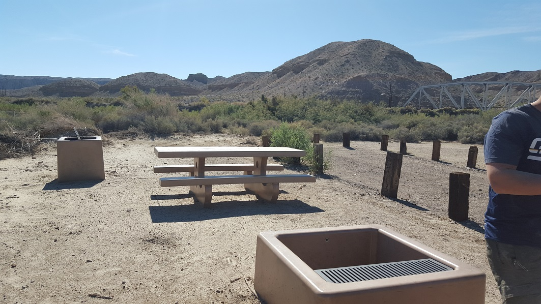 Afton Canyon - Waypoint 2: Camp Ground