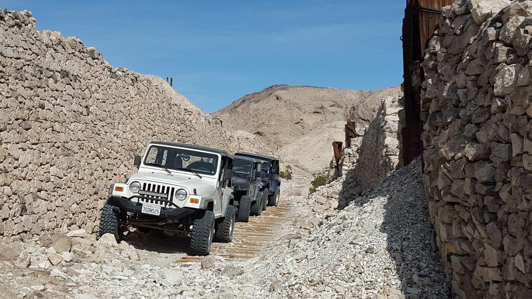 Afton Canyon - Waypoint 12: Old Mine