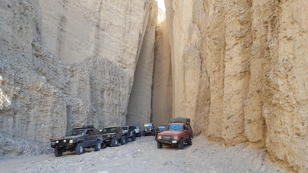 Afton Canyon - Waypoint 7: Large Canyon