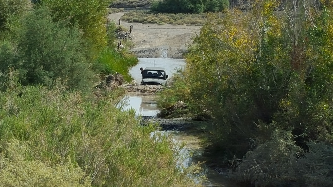 Afton Canyon - Waypoint 3: First Water Crossing (Long)