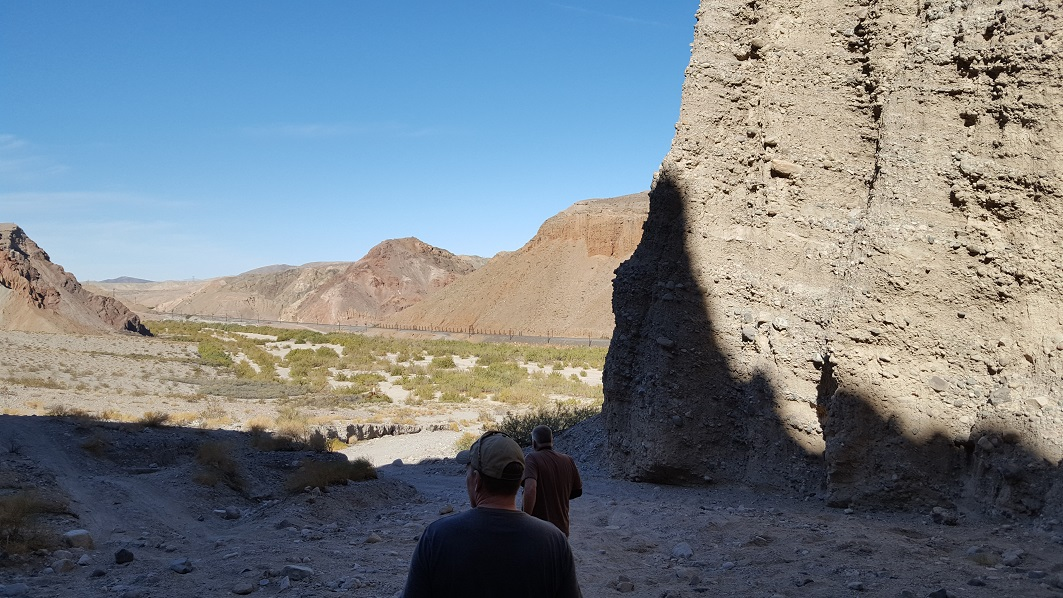 Afton Canyon - Waypoint 7: Large Canyon