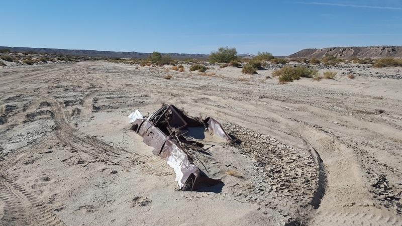 Highlight: Mojave River / Wash