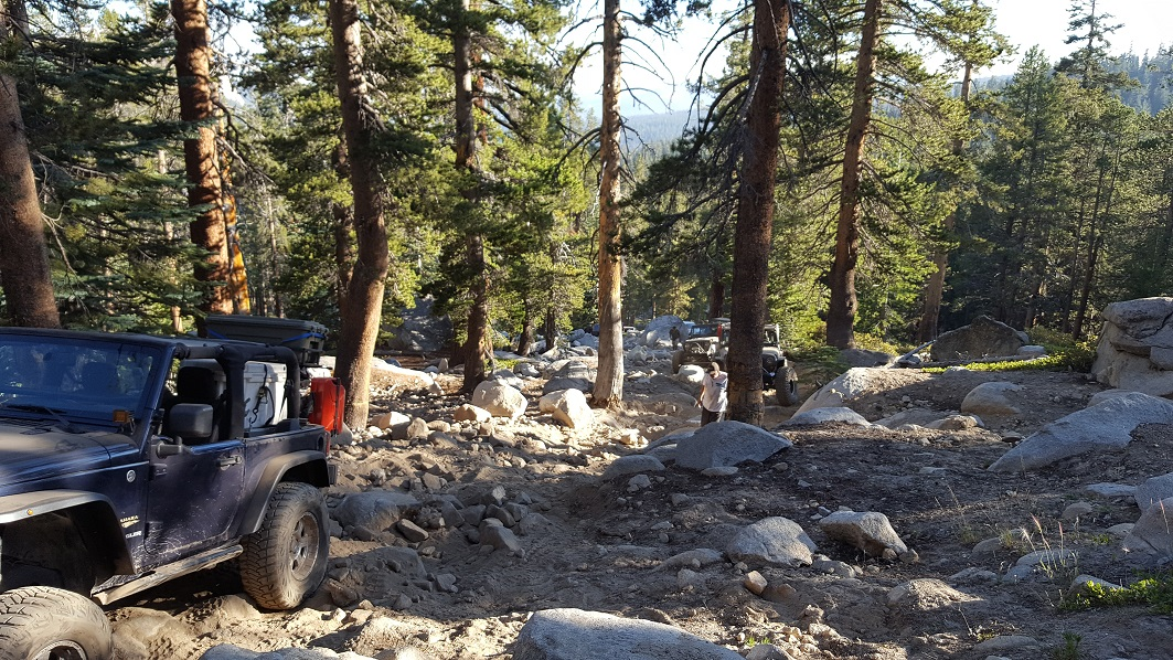 Trail Review: Dusy-Ershim  Trail
