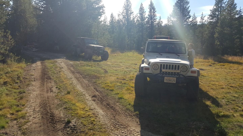 Dusy-Ershim  Trail - Waypoint 12: Summit Lake