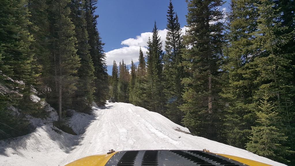 Trail Review: Hancock Pass