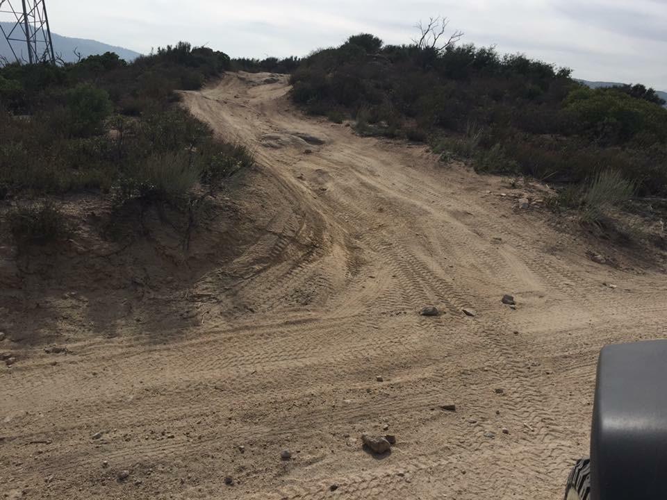 2N47 - Cleghorn Ridge - Waypoint 7: Continue Straight