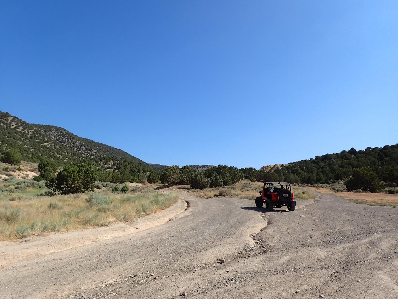 Rattlesnake - Waypoint 15: Large Intersection