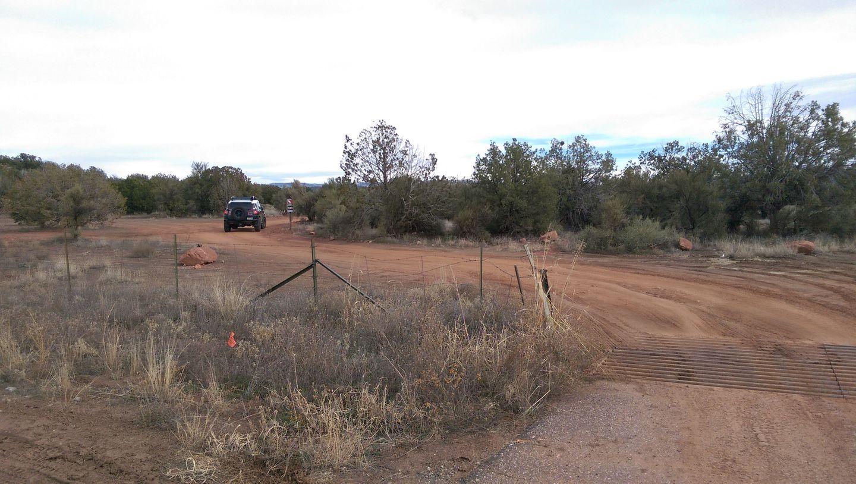 Oak Creek Homestead - Waypoint 19: Trailhead - 89A