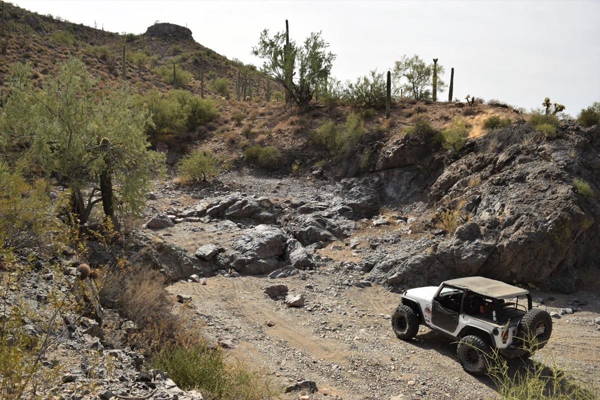 Elvis Trail - Waypoint 4: Waterfall 3