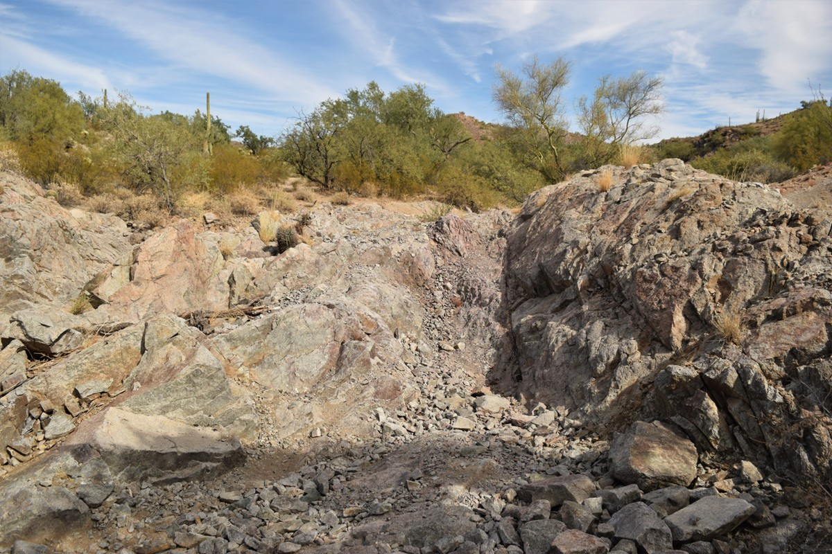 Elvis Trail - Waypoint 3: Waterfall 2