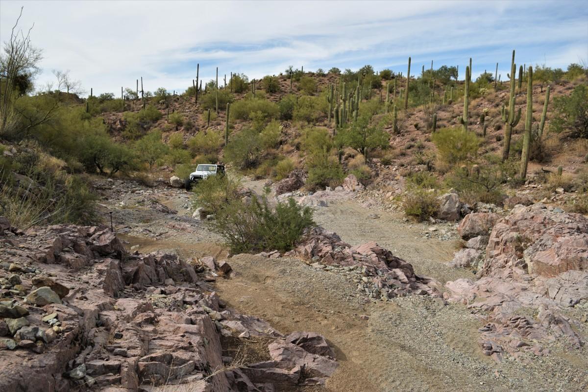 Elvis Trail - Waypoint 7: Waterfall 5