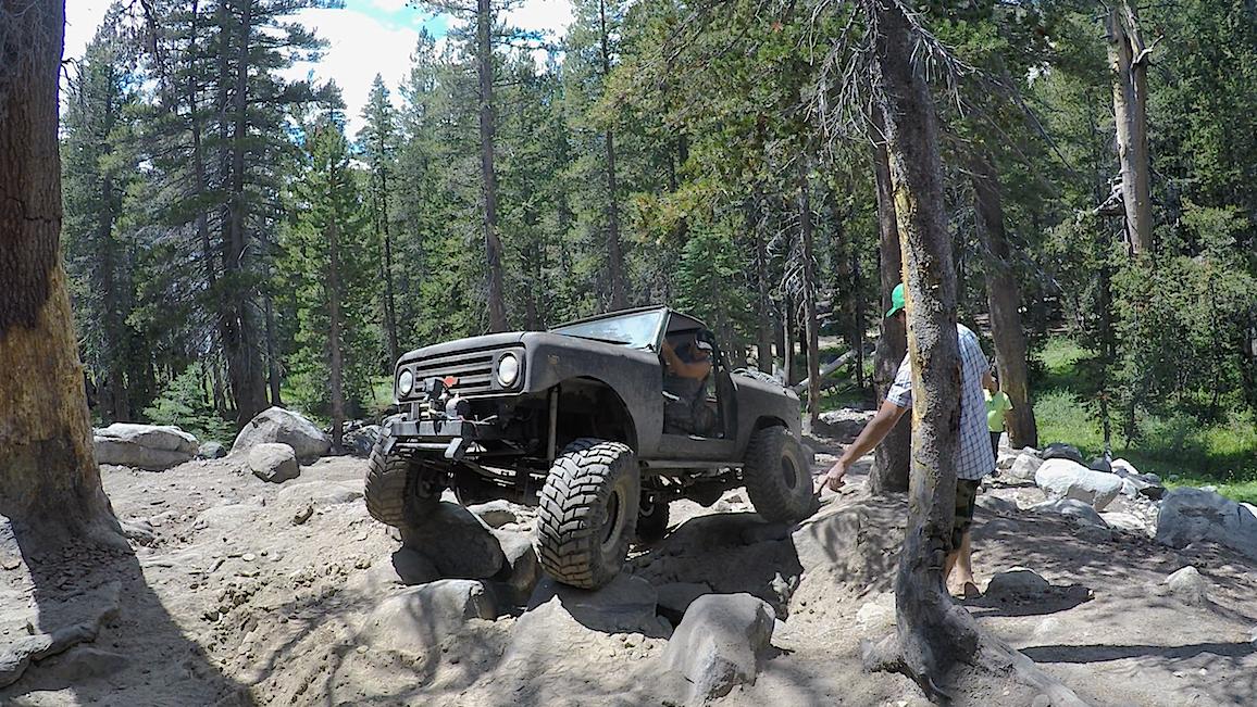 26E213 - Coyote Lake Trail - Waypoint 2: Coyote Lake Trail Gate Keeper