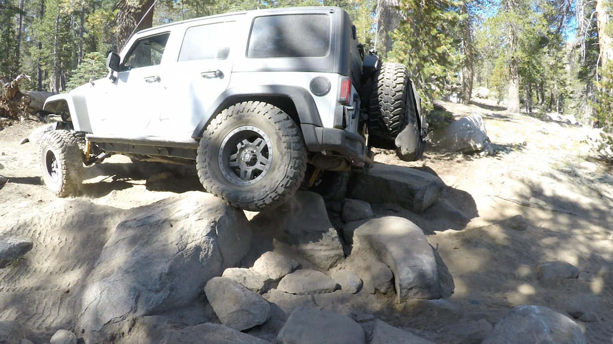 26E213 - Coyote Lake Trail - Waypoint 5: The Rock Pile