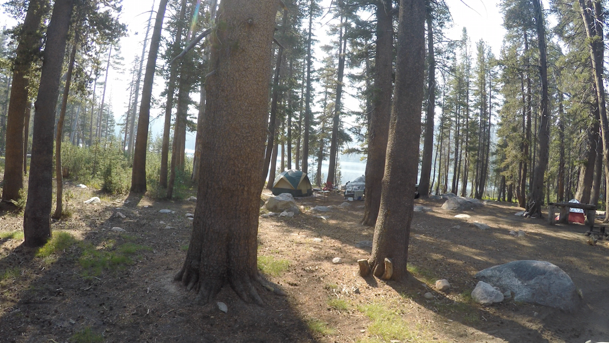 26E213 - Coyote Lake Trail - Waypoint 10: More Camping