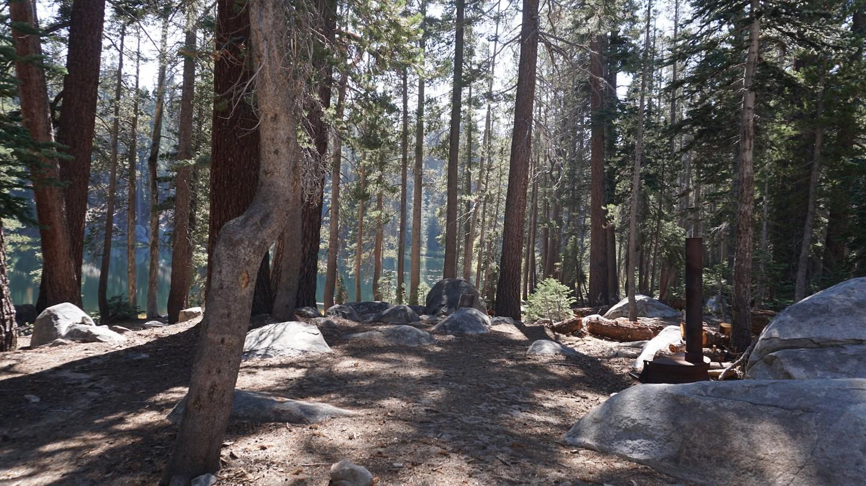 Camping: 26E216 - Mirror Lake Trail