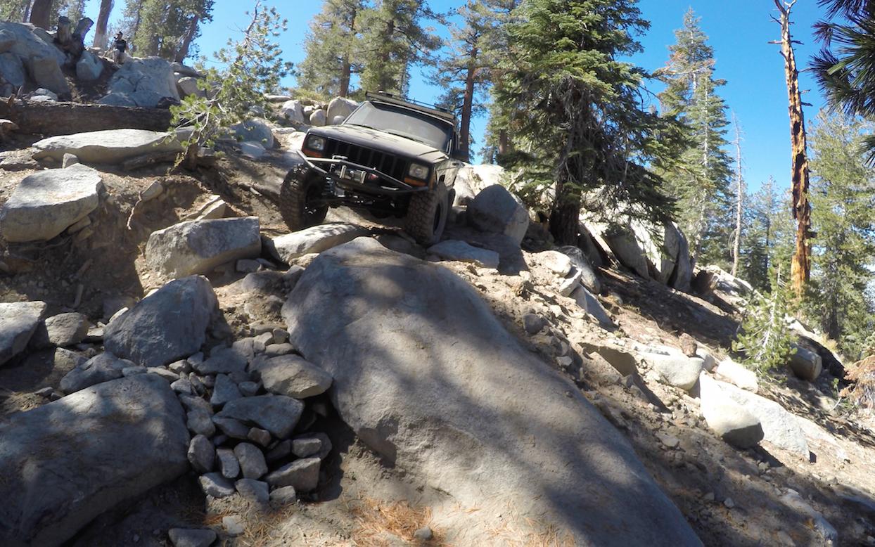Highlight: 26E216 - Mirror Lake Trail